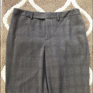 Nine West Pants - Plaid work pants